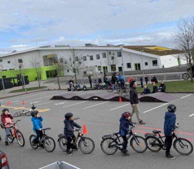 Pumptrack Tjørring skole