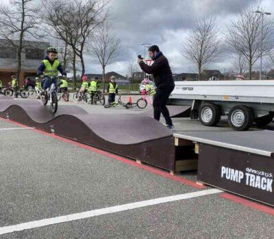 Pumptrack Ikast BMX