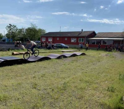 Pumptrack ØSVN MTB