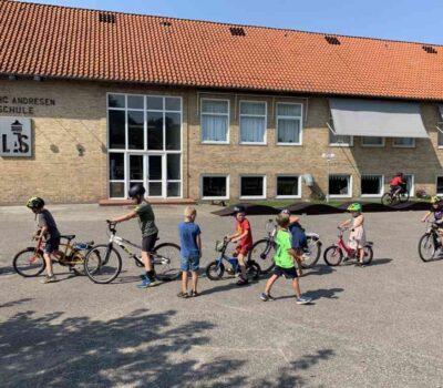 Pumptrack Ludwig Andresen Schule