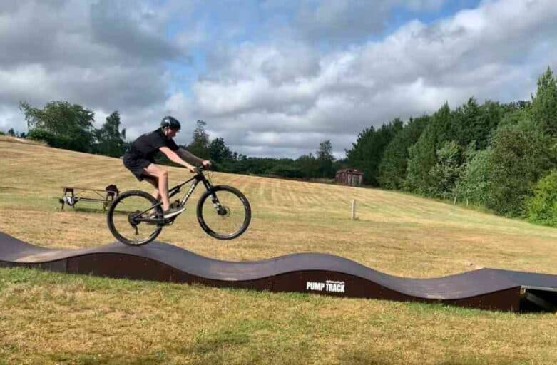 Pumptrack basis Plus 20 m