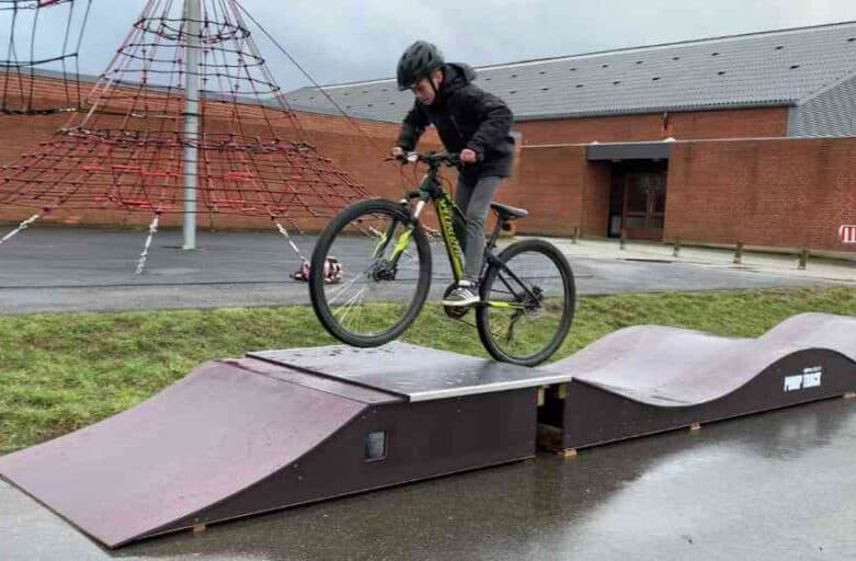 Pumptrack demo